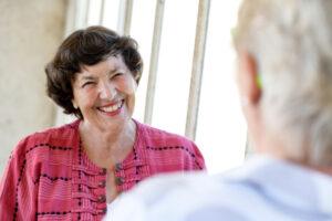 Warum ich meine Arbeit als Businesscoach liebe: Ursula Kraemer im Gespräch